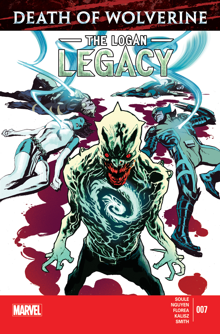 Death of Wolverine: The Logan Legacy (2014) #7