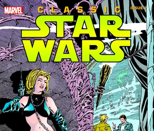 Classic Star Wars (1992) #7
