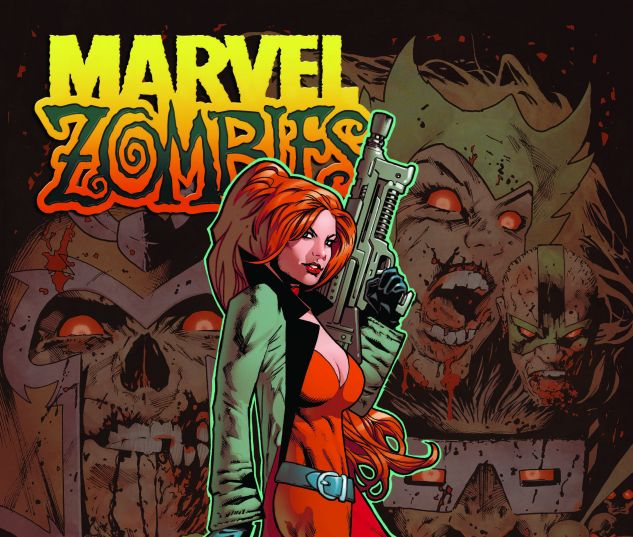 MARVEL ZOMBIES 1 LAND VARIANT (SW, WITH DIGITAL CODE)
