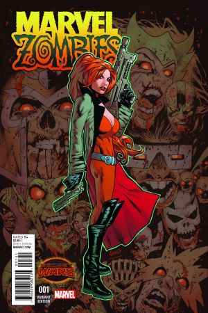 Marvel Zombies (2015) #1 (Land Variant)