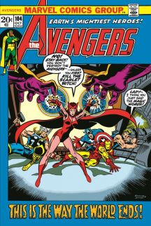 Avengers (1963) #104