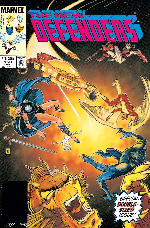 Defenders (1972) #150