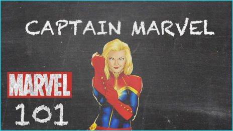 Captain Marvel - MARVEL 101