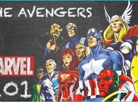 Time to Assemble - Avengers - MARVEL 101