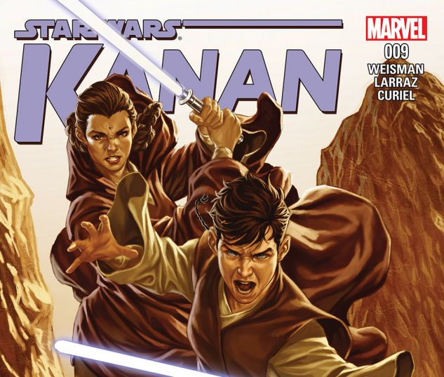 Kanan - The Last Padawan (2015) #9