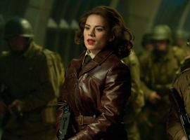 Agent Carter Commentary