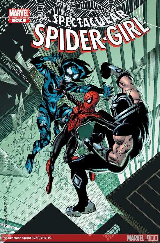 Spectacular Spider-Girl (2010) #3