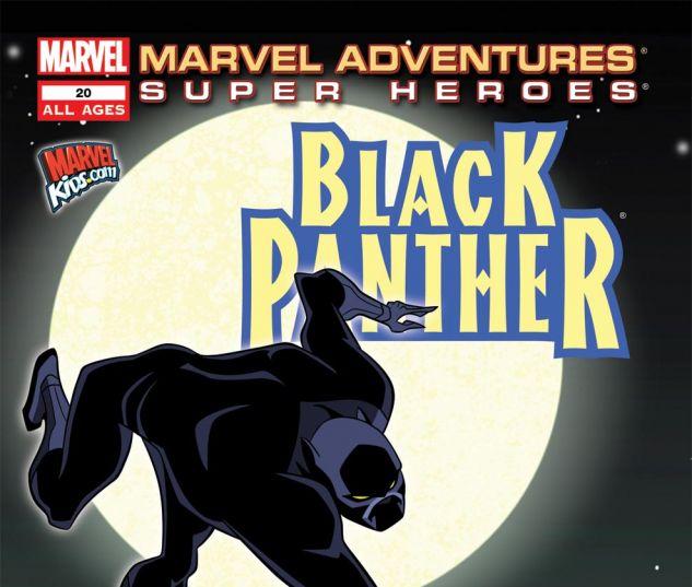 MARVEL ADVENTURES SUPER HEROES (2010) #20 Cover