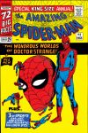 AMAZING SPIDER-MAN ANNUAL (1964) #2 Cover