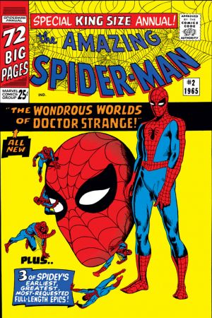 Amazing Spider-Man Annual (1964) #2