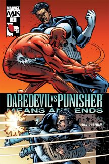 Daredevil Vs. Punisher #5