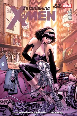 Astonishing X-Men #52