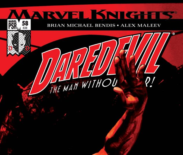 DAREDEVIL (1998) #58 Cover