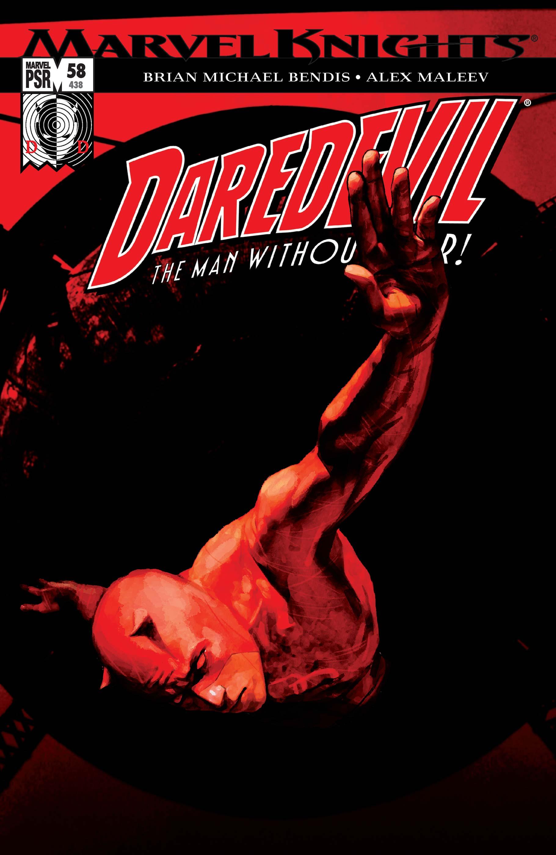 Daredevil (1998) #58