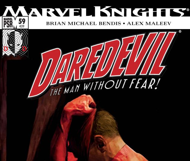 DAREDEVIL (1998) #59 Cover