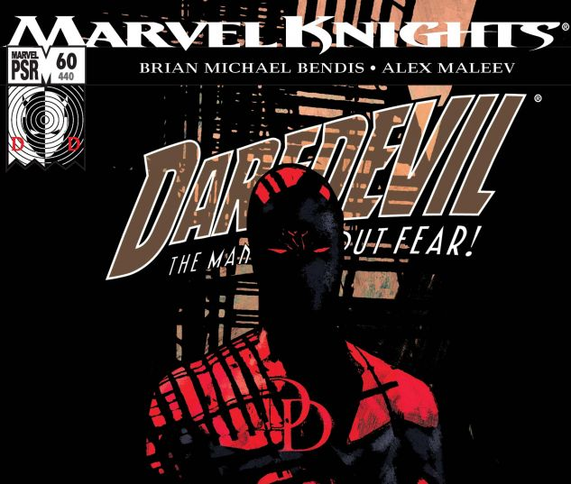 DAREDEVIL (1998) #60 Cover