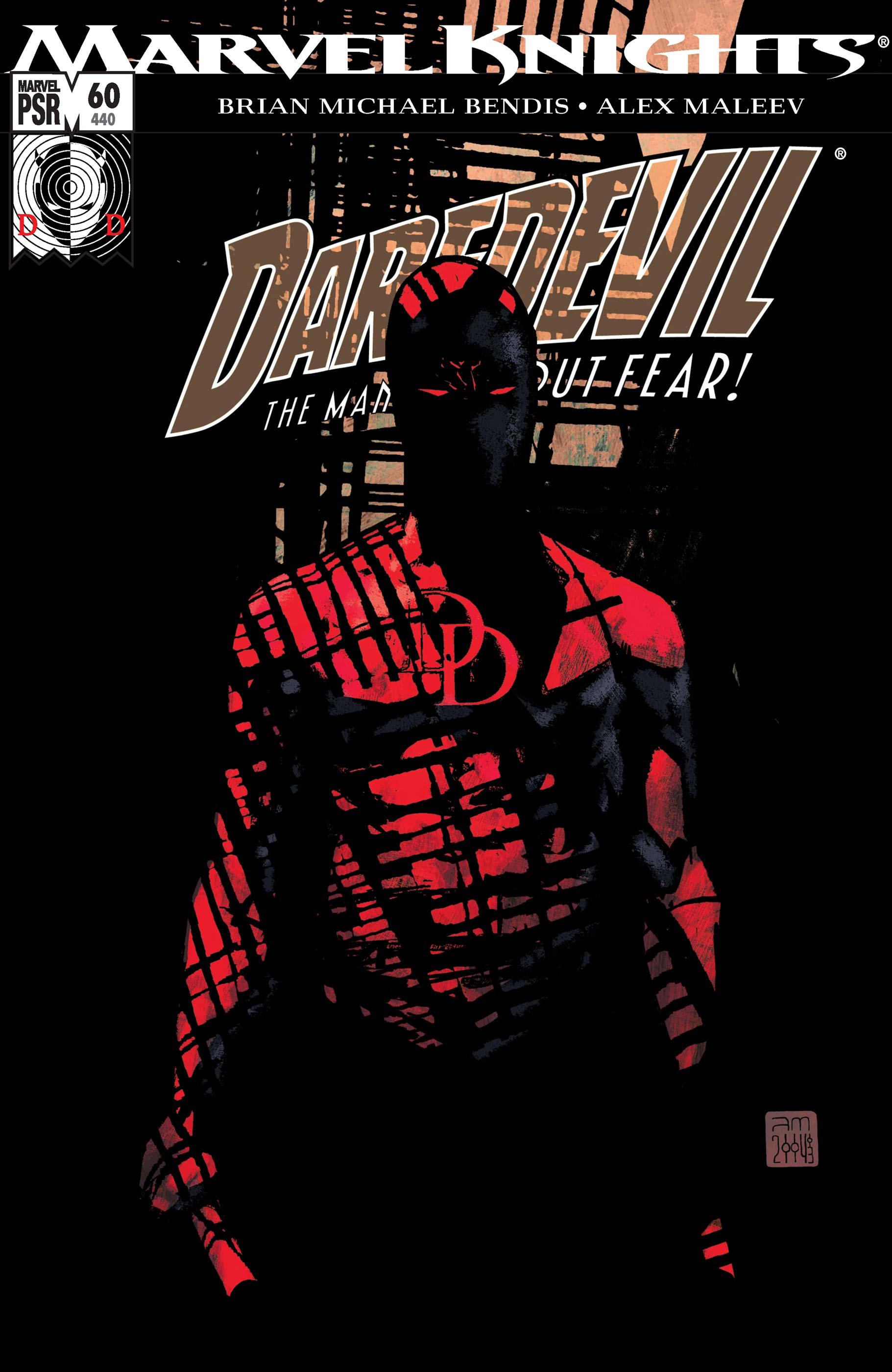 Daredevil (1998) #60