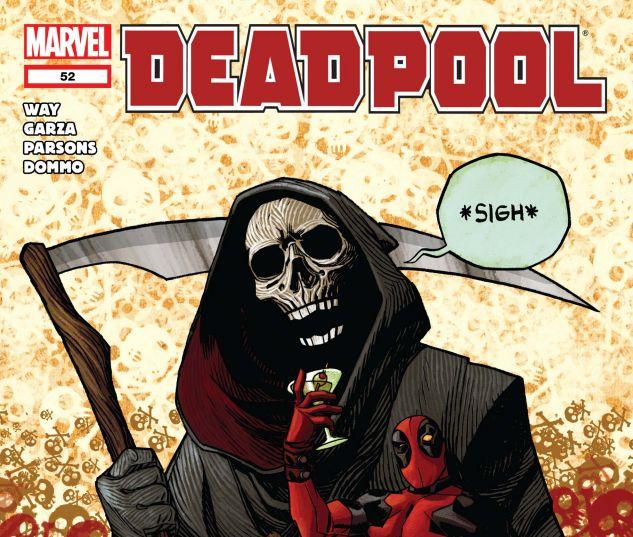 Deadpool (2008) #52