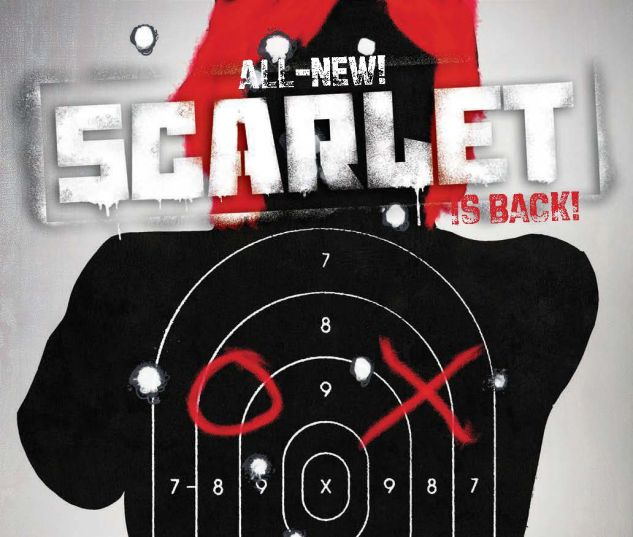 cover from Scarlet (2010) #9