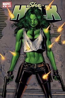 She-Hulk (2005) #26