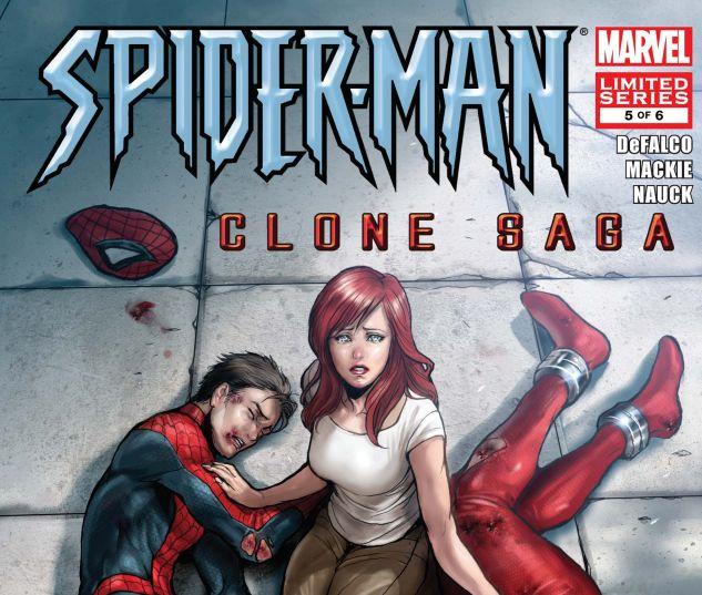 Spider-Man: The Clone Saga (2009) #5