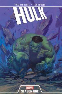 Hulk: Season One (Hardcover)