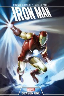 Iron Man: Season One (Hardcover)