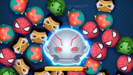 MARVEL Tsum Tsum Expert Mode- Marvel Gaming Ep 2