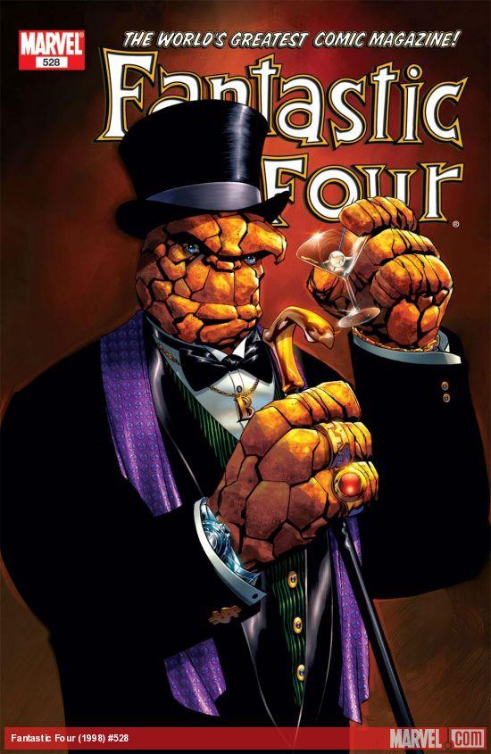 Fantastic Four (1998) #528