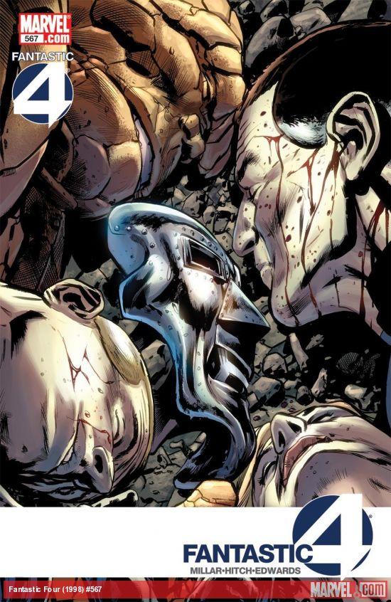 Fantastic Four (1998) #567