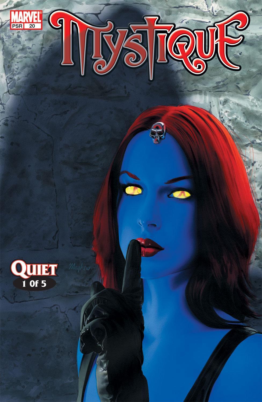 Mystique (2003) #20