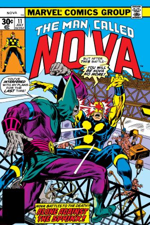 Nova (1976) #11