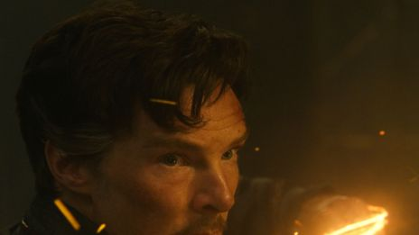 Benedict Cumberbatch on Marvel Studios' Doctor Strange