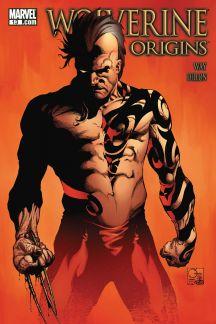 Wolverine Origins #13
