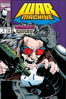 War Machine (1994) #5