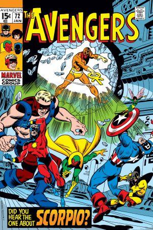 Avengers #72