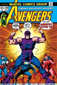 Avengers #109