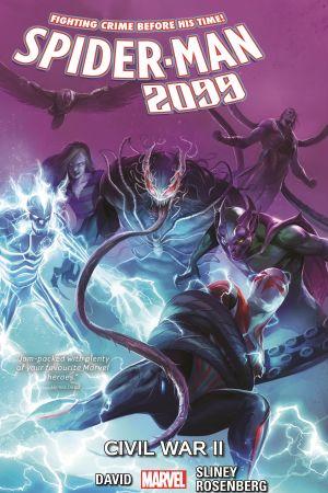 Spider-Man 2099 Vol. 5: Civil War II (Trade Paperback)