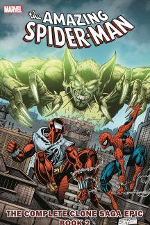 Spider-Man: The Complete Clone Saga Epic Book 2 (Trade Paperback)