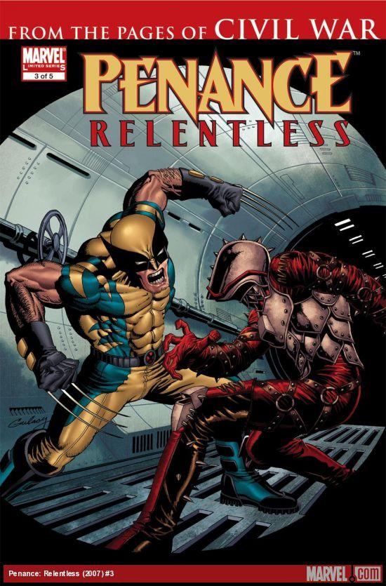 Penance: Relentless (2007) #3