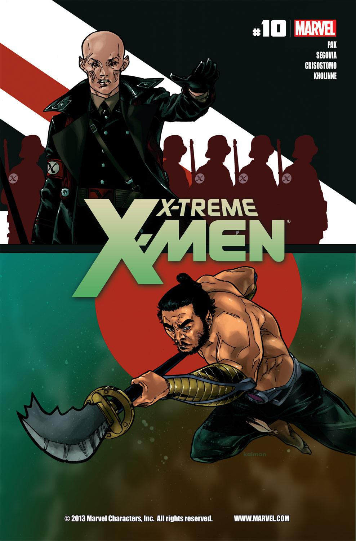 X-Treme X-Men (2012) #10
