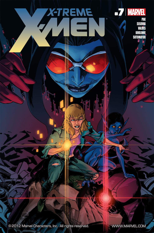 X-Treme X-Men (2012) #7