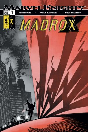 Madrox #1