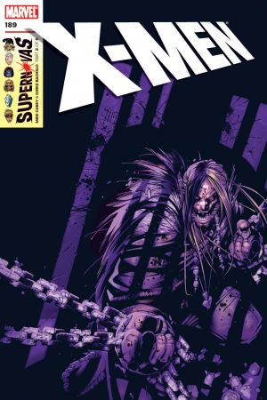 X-Men (2004) #189