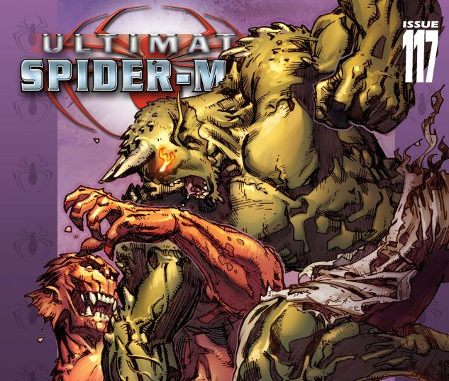 ULTIMATE SPIDER-MAN (2000) #117