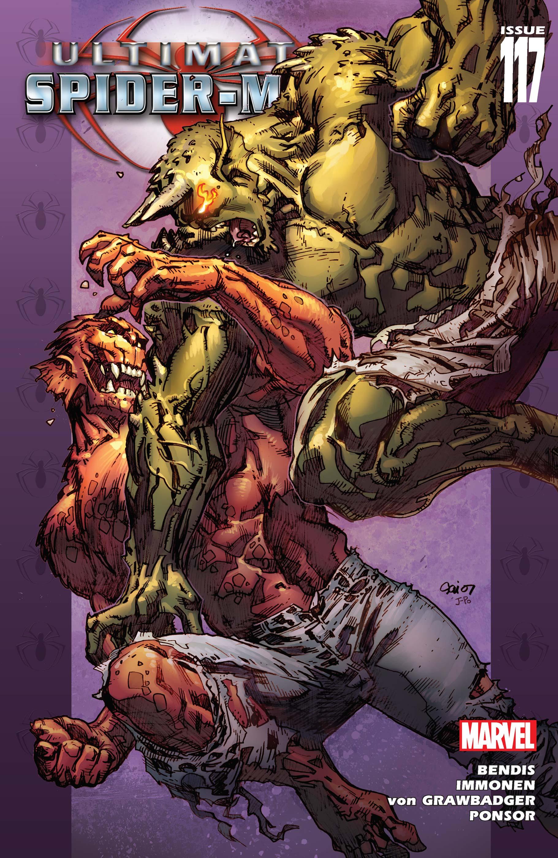 Ultimate Spider-Man (2000) #117