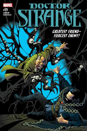 Doctor Strange (2015) #19