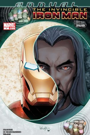 INVINCIBLE IRON MAN ANNUAL 1 #1