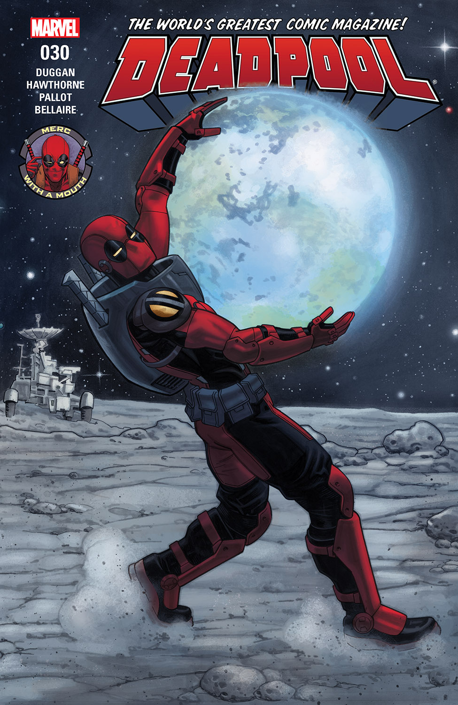 Deadpool (2015) #30