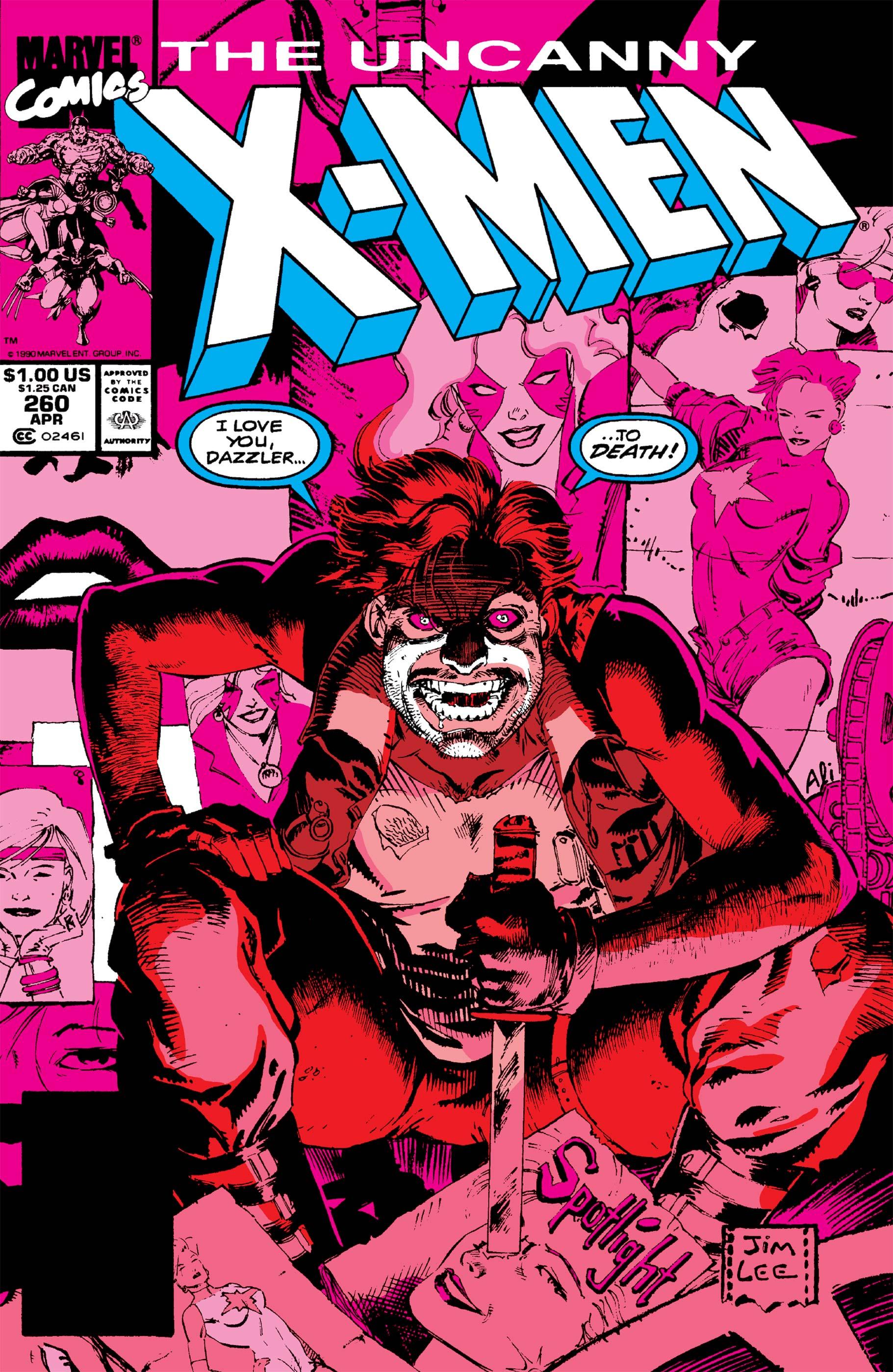 Uncanny X-Men (1963) #260